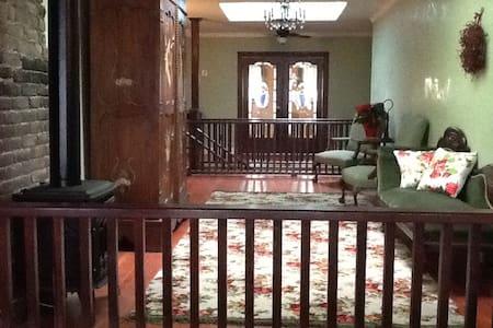 Chrysocolla Inn - Amethyst Room - Bed & Breakfast