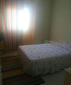Habitacion  cama matrimonio - Apartamento