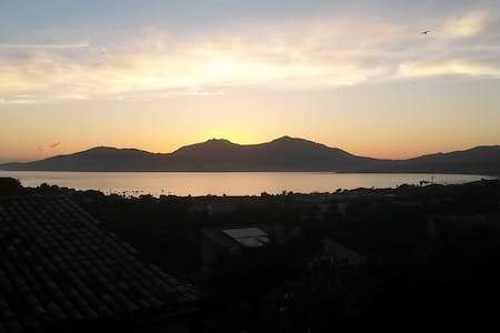 maison avec vue panoramique - Grosseto-Prugna