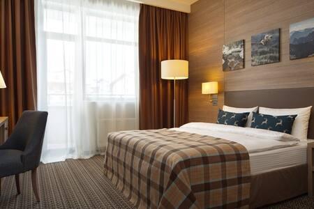 Отель Rosa Springs 4* - Estosadok - Andre