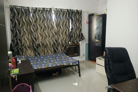Comfortable private room near Powai - Mumbai - Wohnung