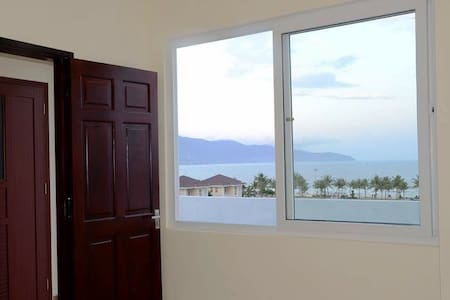 Double room with sea view -homestay - Mỹ An