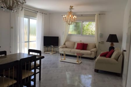 Charming and spacious apartment - Meitar