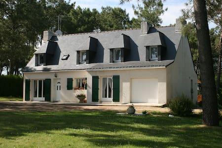 Location Gîte Morbihan Ria d'Etel - Dům
