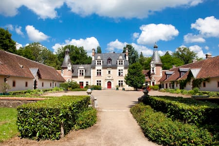 Chambre du Baron - Cheverny