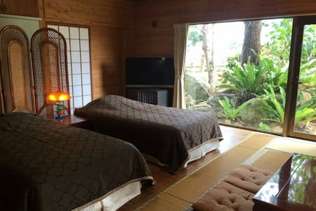 石垣島PacificClub & Rent-a-car1(80平米 ) - Ishigaki-shi - House