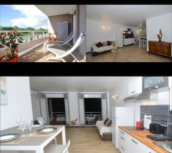 T2 STANDING - Proximité des Plages - Apartment