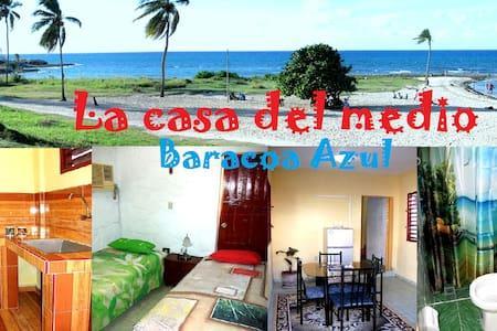 La casa del medio - La Habana - Apartment