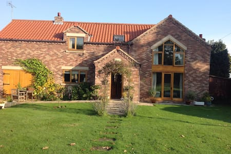 Charming Country Cottage - Appleton Roebuck - Huis