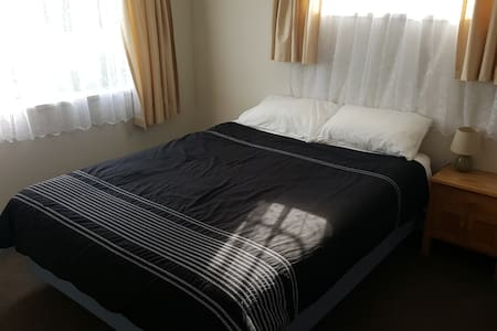Cosy Double Room in Halswell - Christchurch - Hus