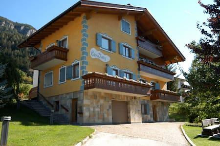 Casa Rosy - Il Gelsomino - Tesero - Leilighet