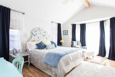 Beautiful Private Master Suite/Bath - 로스 가토스(Los Gatos)
