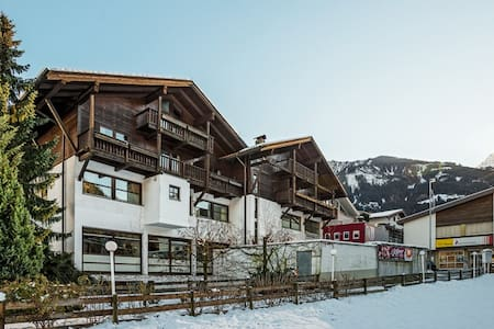 Maisonette-Appartment 80m² Mayrhofen-Zentrum - Lakás