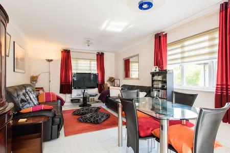 2 bed flat with creature comfort - Leilighet