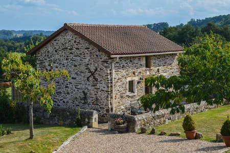 Dordogne detached idyllic gite - House