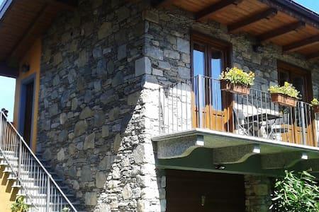 LittleStoneHouse - a Orta-Miasino - Rumah