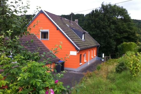 Apartment in nature of the Eifel! - Daire