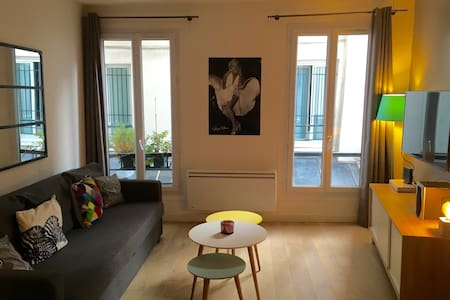 Le Frenchy - 2 rooms - Cosy - Appartement