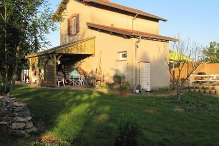 PN 153 maison de garde barrière - Sainte-Gemme