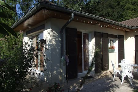 Studio indépendant, calme, jardin. - Haus