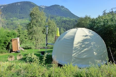 Stay in yurt at nature mountains - Yurt
