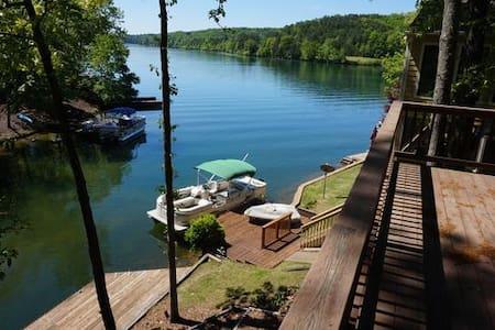 Quiet Home on Lake Arrowhead, GA - Waleska - Haus