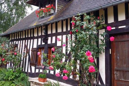 maison complète 2 chambres au calme à la campagne - Ev