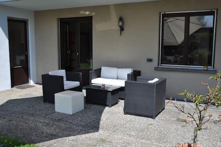 Gartenwohnung am Bodensee - Höchst - Apartament
