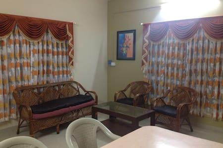 Home away from home in Aurangabad - Ház