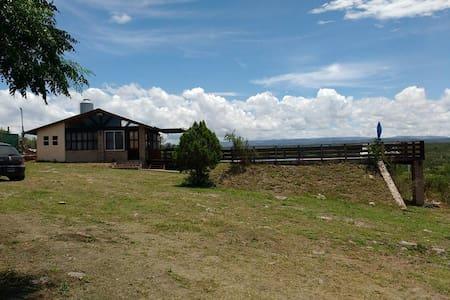 Cabaña con pileta en Parque Siquiman - Villa Parque Síquiman - Cabanya