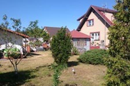 Dom Bursztynek - Junoszyno - Huis