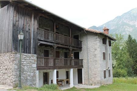 Baita nel cuore della Val d'Arzino - Vito D'asio - Chalet