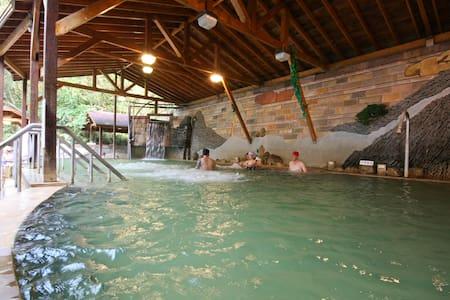 Lusan Hotspring Double room,close to Cingjing - Ren'ai Township