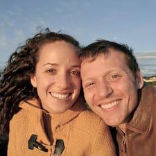 Stephanie & Cory