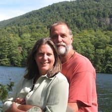 Linda & Russ