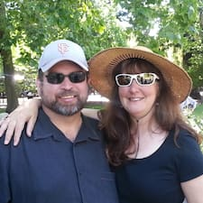 Barbara & Mick