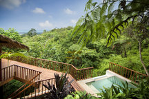 Pura Vida Ecolodge - Jungle Villa