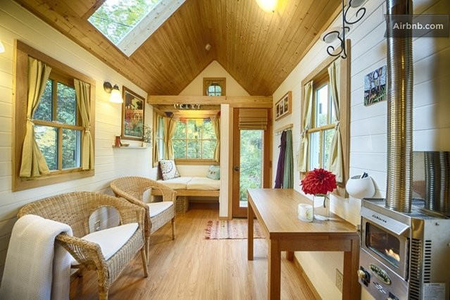 go back gallery for tumbleweed tiny house inside