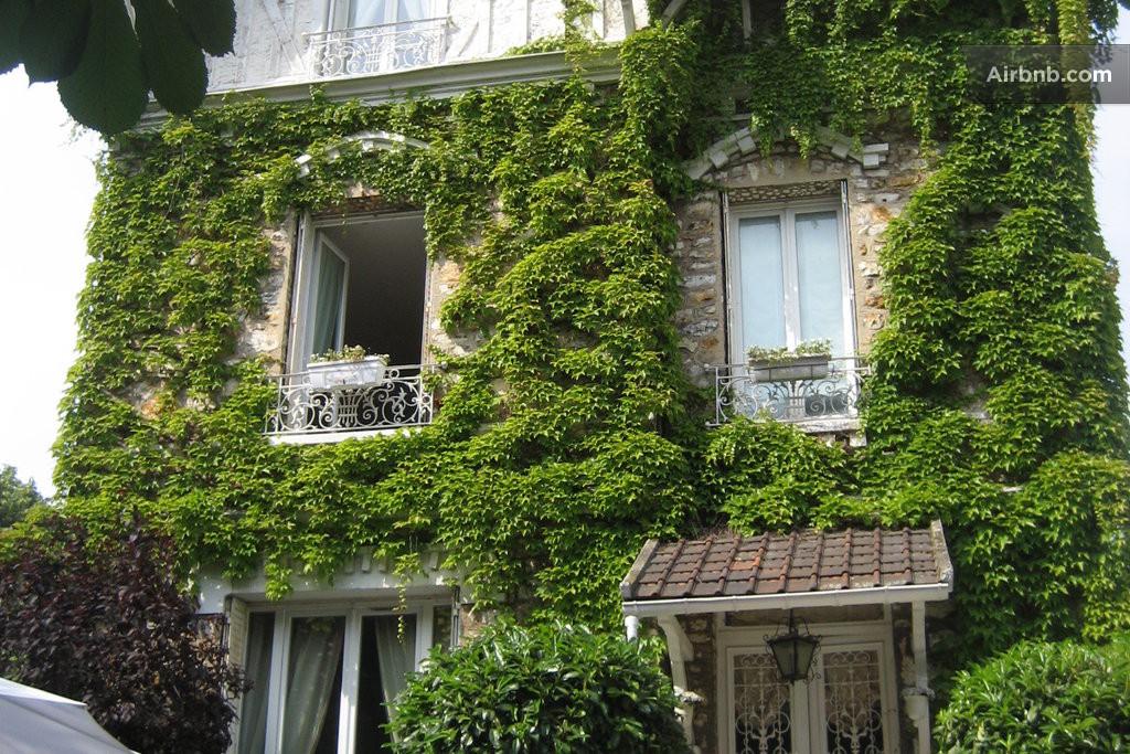 Pr s paris charme chambre 30m2 sdb saint gratien for Chambre charme paris