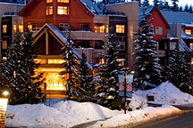 Whistler Creek Condo Ski-in/Ski-out