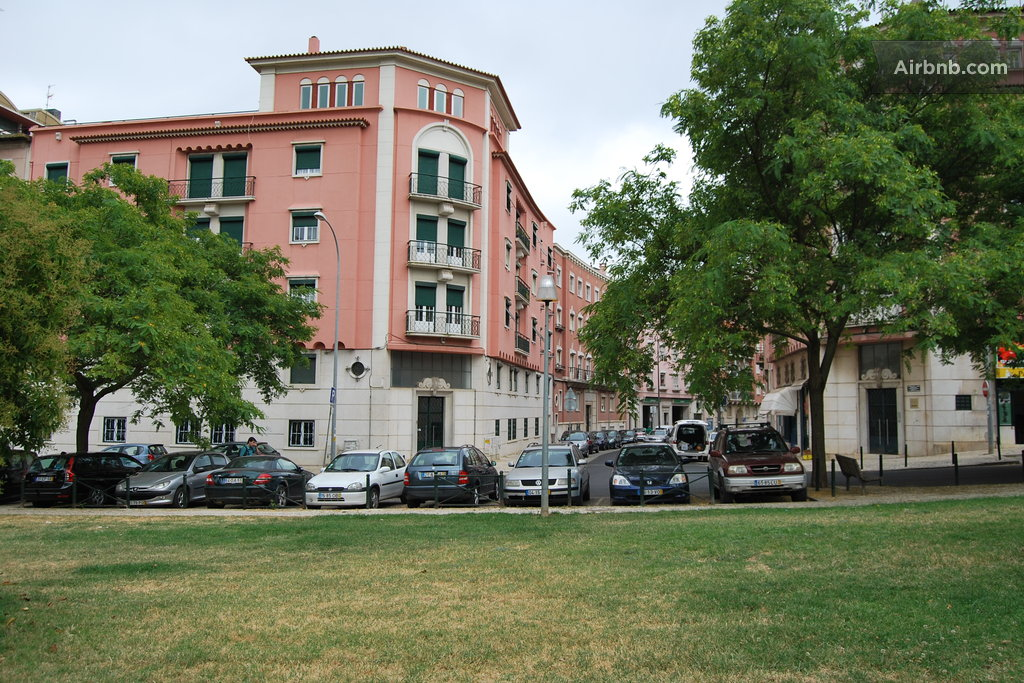 Top Quality Appartment In Amoreiras In Lisbon