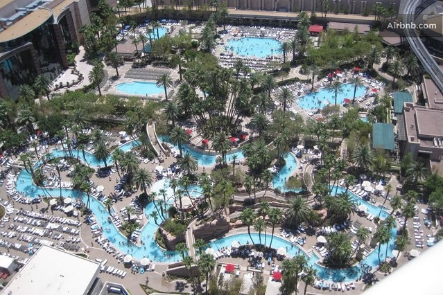 Mgm Signature 1br Suite W Balcony In Las Vegas