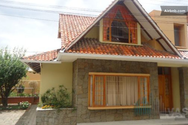 Enjoy a Clean,Serene home in Cuenca in Cuenca Canton