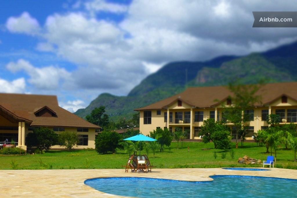 Morogoro Tanzania  City pictures : Nashera Hotel, Morogoro Tanzania in Morogoro