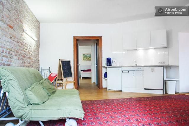 Grandi appartamenti di alto moderni in berlin for Appartamenti moderni