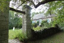 Chambre dans maison bord de Loire