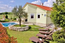 Villa Sole Istria Croatia With Pool