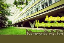App. im Oscar-Niemeyerhaus in Mitte