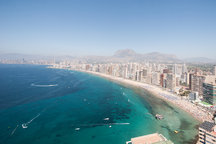 Apartamento Benidorm buenas vistas