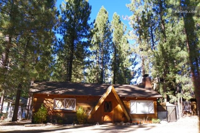1 classic cabin big bear lake ca in big bear lake for Cabins big bear lake ca